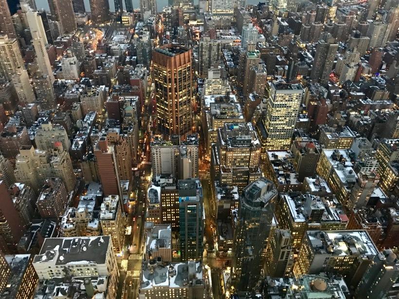 Empire State Building Skyscraper New York City Manhattan