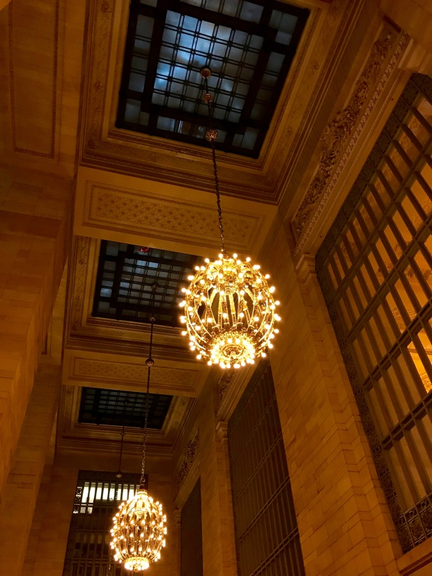 Grand Central Terminal Train Station NYC