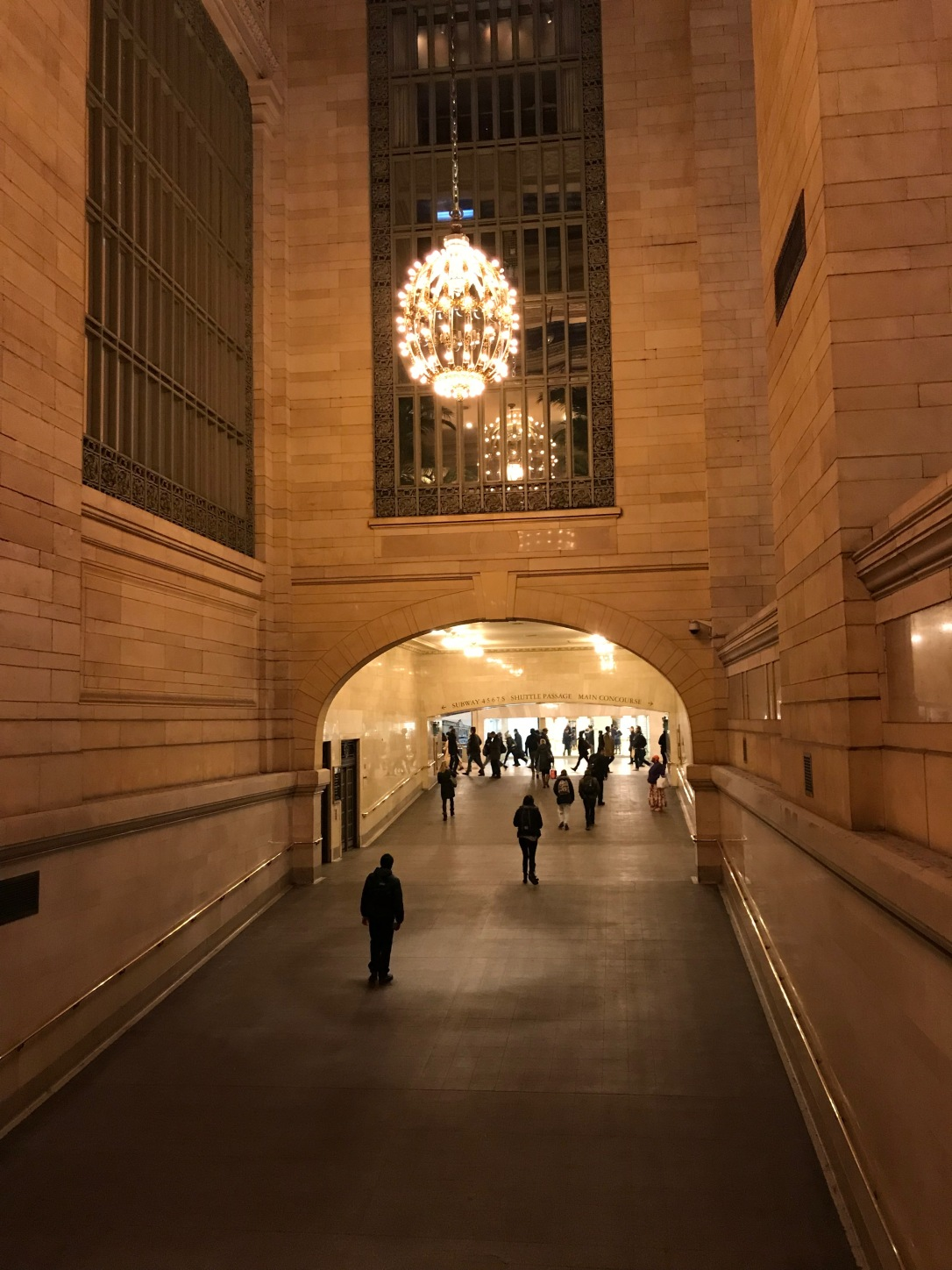 Grand Central Train Station NYC