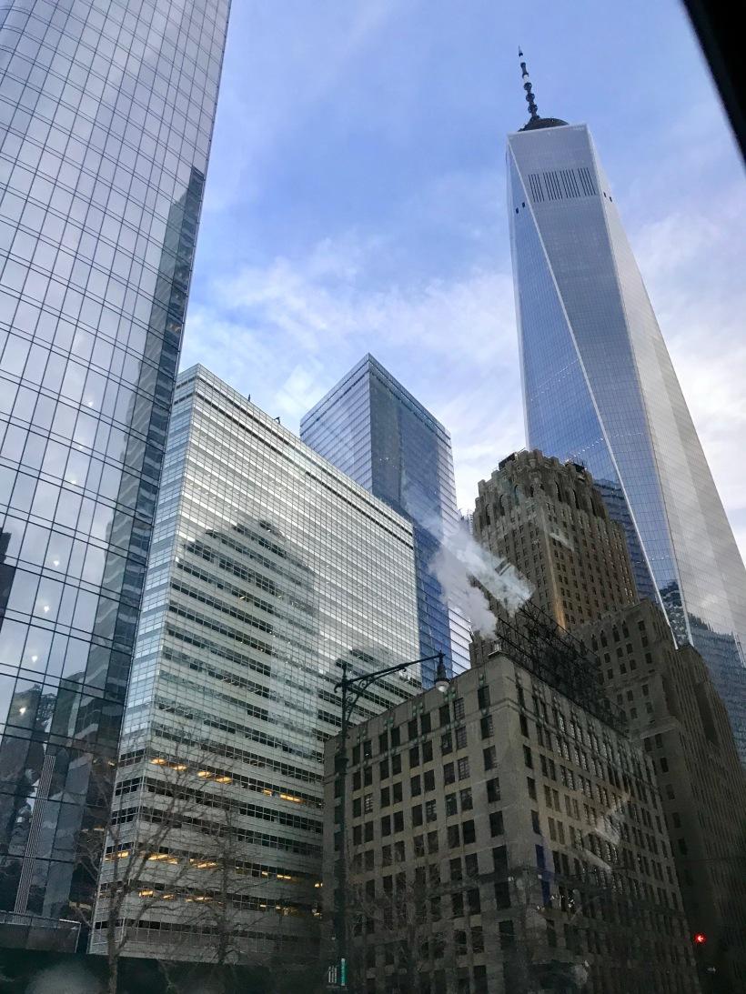One World Trade Center New York City Travel