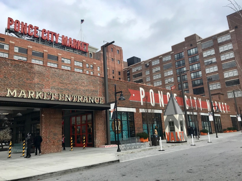 Ponce City Market Atlanta Georgia Indoor Shopping