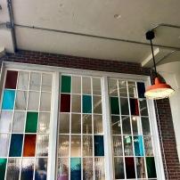 Stained Glass Window Ponce City Market Atlanta GA Shop Travel Eat