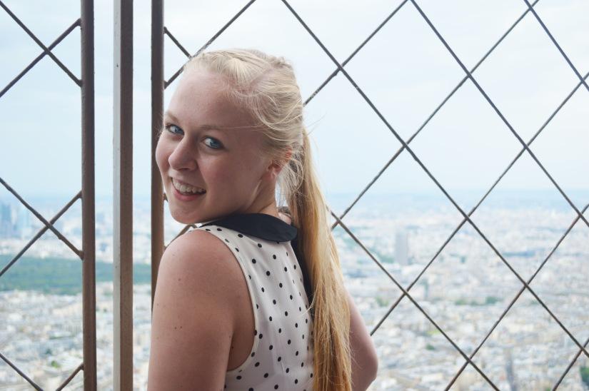Eiffel Tower Paris France Round Trip Travel