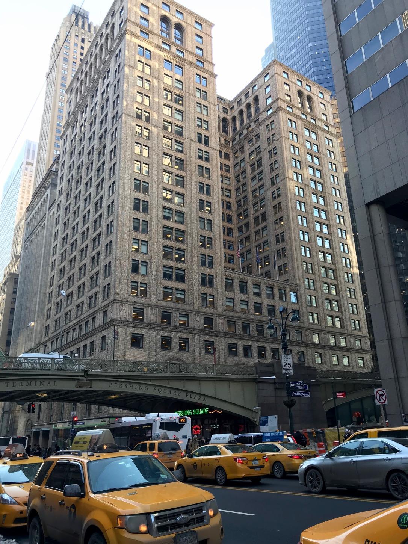 Grand Central Station New York City Travel