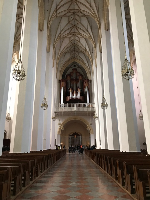 Munich Cathedral Germany