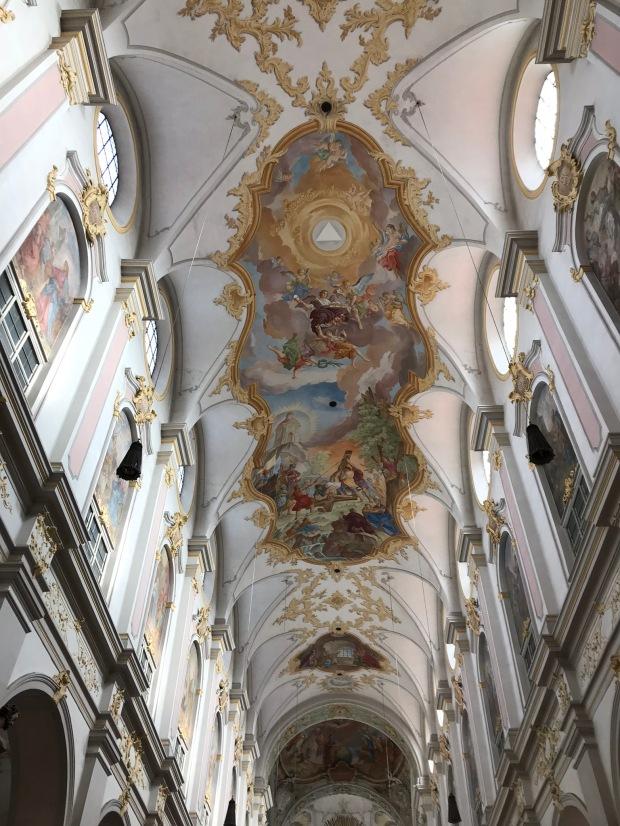 Munich Germany St Peter's Church