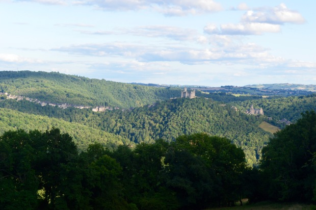 Najac Aveyron Valley France Occitanie Travel