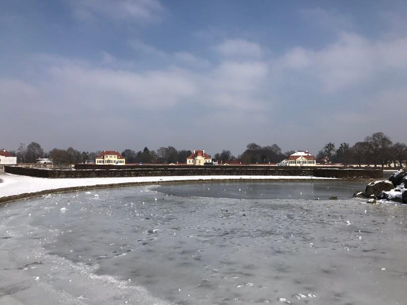 Nymphenburg Palace Grounds Germany