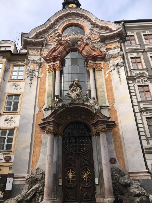 St. Johann Nepomuk Kirche Munich Germany