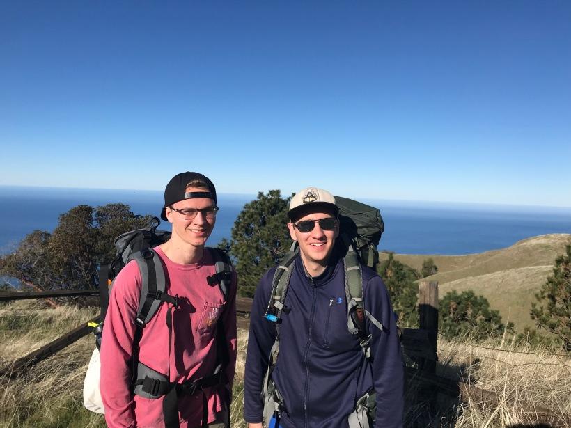 Big Sur California Camping Travel