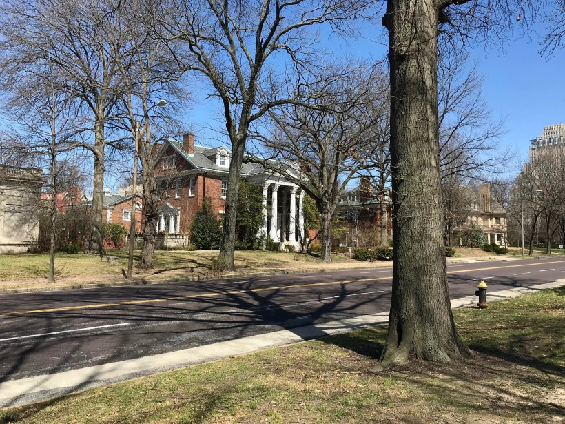 Lindell Blvd Homes Forest Park St Louis MO