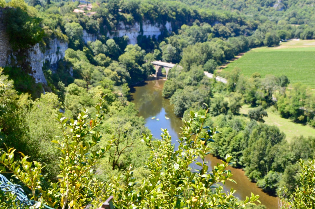 Saint Antonin Noble Val France Occitanie Road Trip