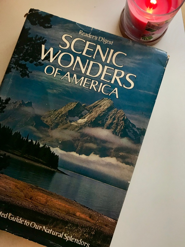 Reader's Digest Scenic Wonders of America Antique
