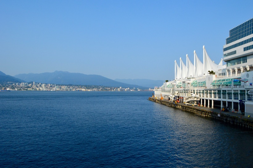 Canada Place Vancouver Pacific