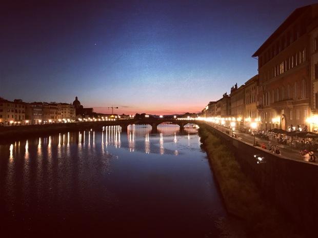Florence Firenze Bridge Ponte