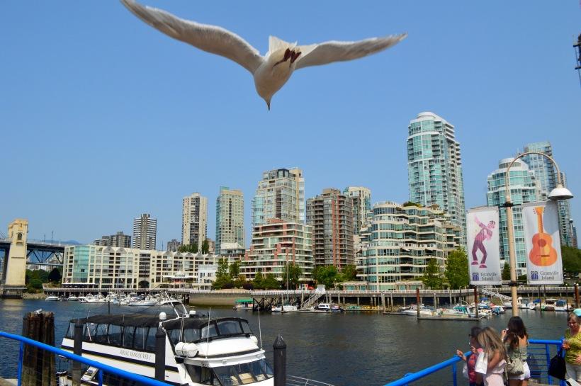 Granville Island City View Vancouver