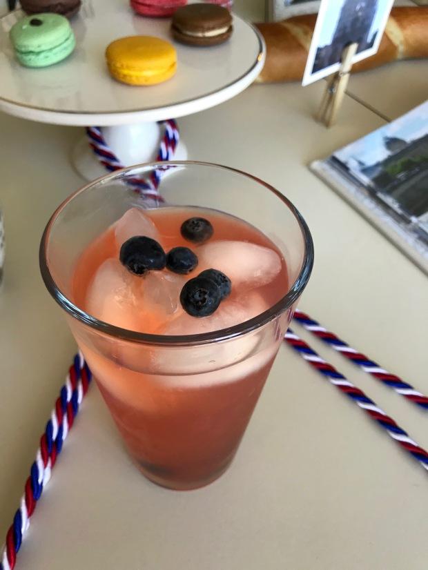 Strawberry Lemonade Fête Nationale