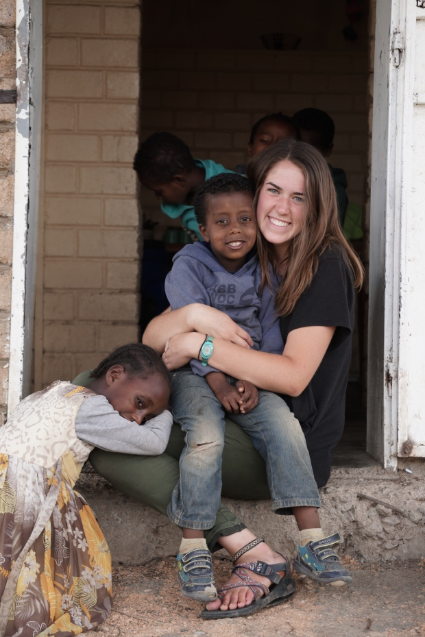 Abby Heskett World Race Gap Year Ethiopia