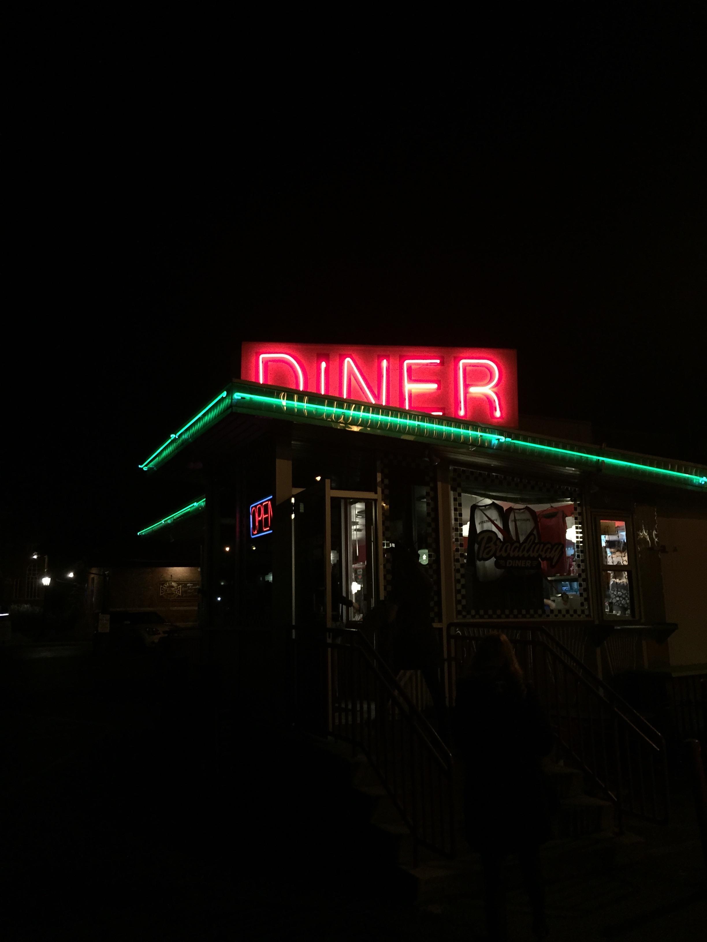 Broadway Diner Columbia MO