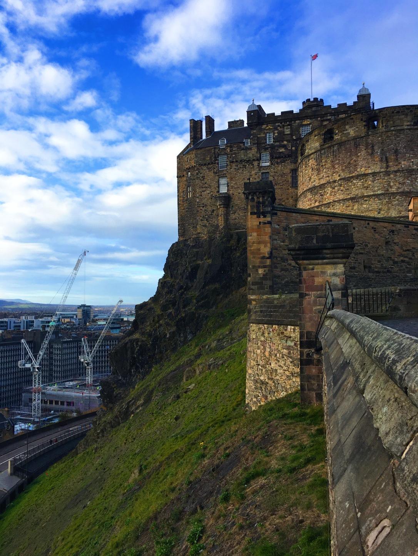 Edinburgh Scotland Grace Hugelet